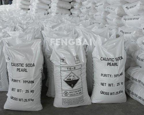 Caustic Soda Pearl Manufacturer