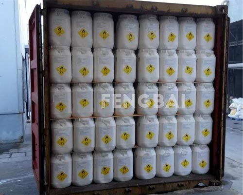 Trichloroisocyanuric Acid to Egypt