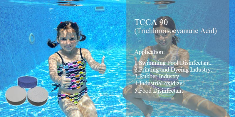 TCCA Pool Disinfectant