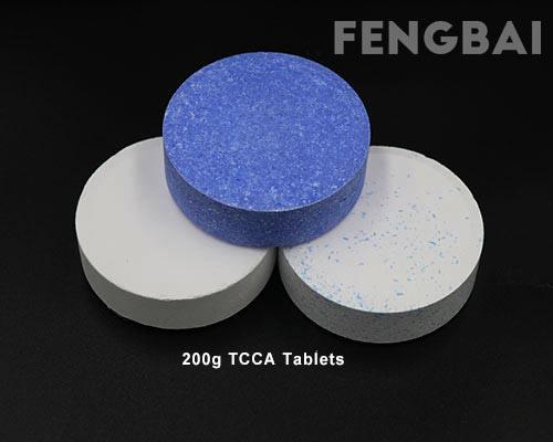 200g TCCA 90 Tablets