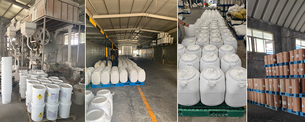 Production Line and Warehouse